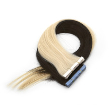 Invisible Human Virgin Remy Hair Extension Double Side Tape Hair