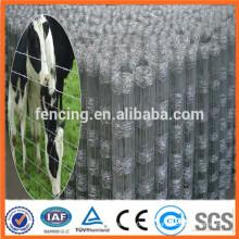 Fuerza de alta presión Cerca de campo de pastizales (Fabricante Profesional)