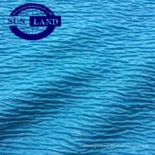 100 tissu jacquard de polyester pour vêtements de mode