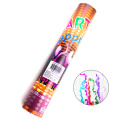 2018 New Wedding Streamer Factory Party Popper Confetti Cannon on Sale with Favorable Price