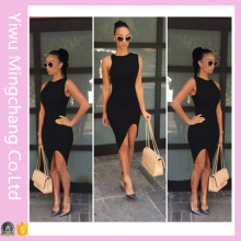 Vente en gros Sexy Fashion Petite Sleeveless Dress