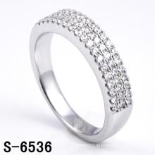 925 Sterling Silber Modeschmuck Ring für Frau (S-6536. JPG)
