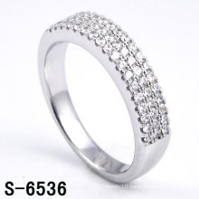 925 Sterling Silver Fashion Jewelry Ring for Woman (S-6536. JPG)