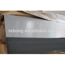 Roof sheet hot dip galvanized steel ribbed sheet