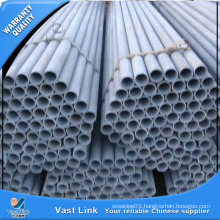 High Quality Extruded Aluminum Tube for Building