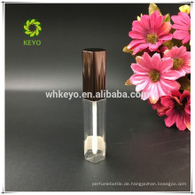 kundenspezifischer transparenter Lippenstiftbehälter des Großhandelslippenglanzverpackens