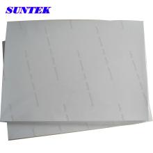 Papel de transferência de calor de cor clara de tamanho A4 para impressora jato de tinta (T02)