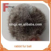 мех кролика мяч пом англичане для животных