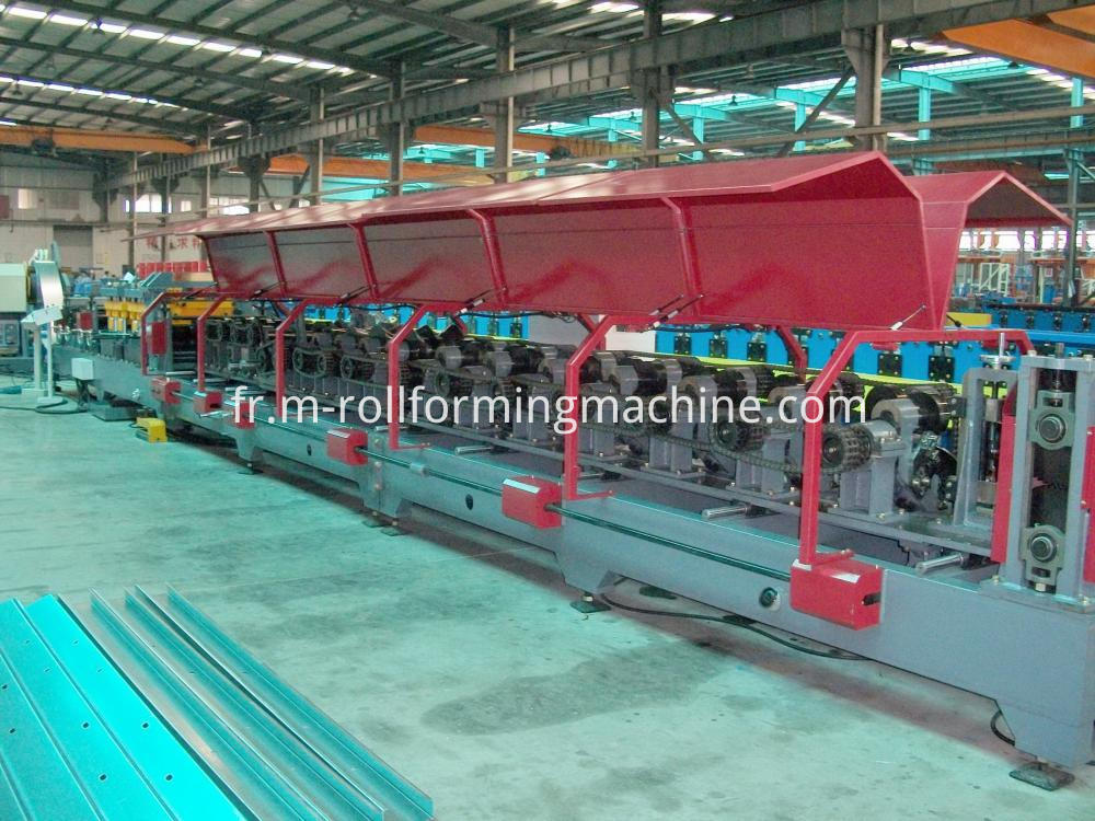 purline roll forming machine