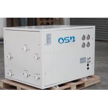 pompes à chaleur géothermiques systèmes de refroidissement