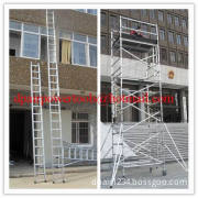 Straight Aluminium ladder&Step ladder,Aluminium Alloy ladder