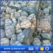 Anping Factory PVC Coated Gabion Box