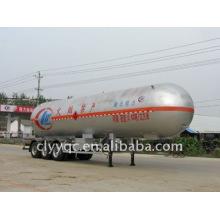 Vehículo semirremolque de transporte de 3 ejes LPG
