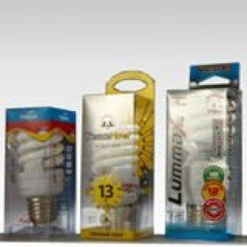 Printable Transparent Rigid PVC Sheet for Lamp Packing Box
