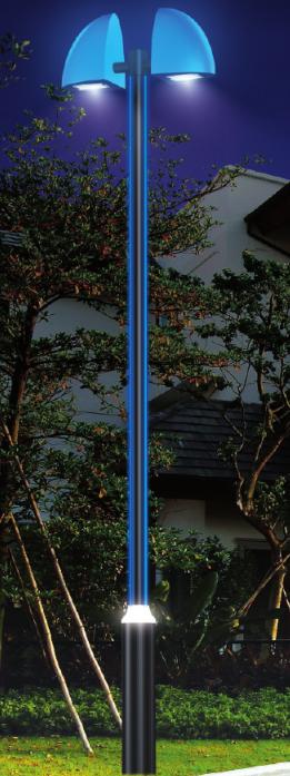 Aluminum Profile Courtyard Lamps