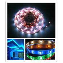 Гибкая светодиодная лента для поверхностного монтажа 12V SMD 5050 с сертификатом CE и RoHS