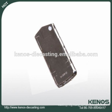 Professional manufacture zamak die casting phone cover factory