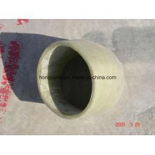 Coude en fibre de verre pour l'industrie chimique