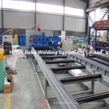 Grating resistance welding machine
