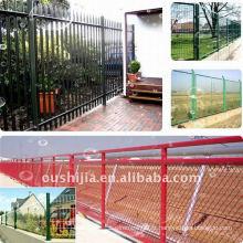 Clôture métallique ISO 9001