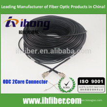 ODC 2cores Connecteur femelle / fiche, connecteur mâle
