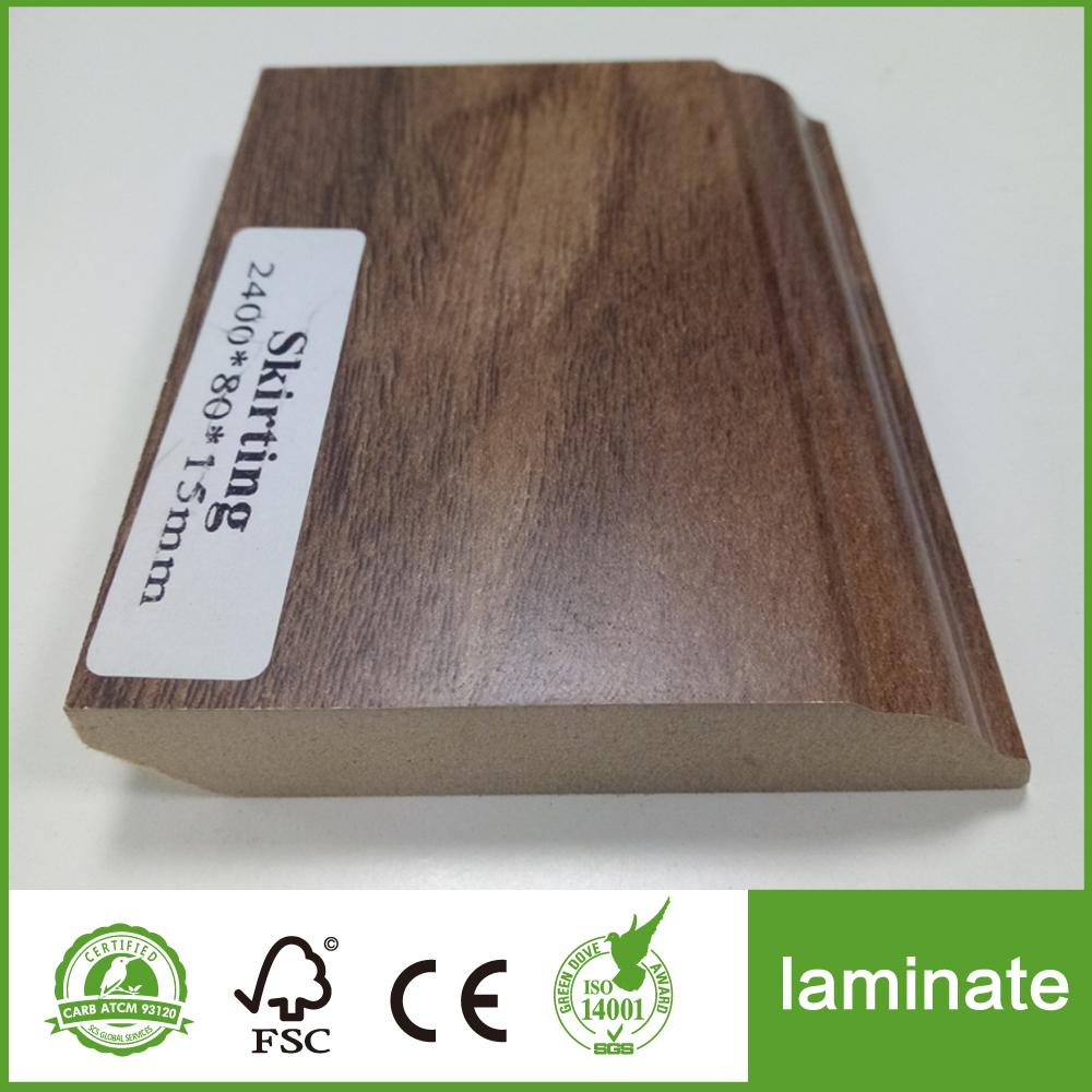 Laminate Concave Line Moldings