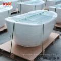 bathroom solid surface 1400 bathtub white bath tub adult