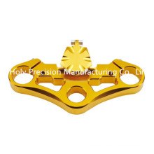 Aluminum Anodizing CNC Machined Parts in Machine Fabrication