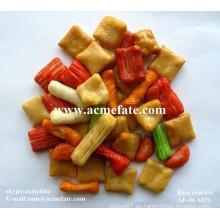 Alta calidad de bocadillos arroz tailandés cracker
