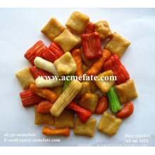 Biscoito de arroz tailandês de lanche de alta qualidade