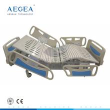 Эгейское АГ-BY003 использовать многофункциональный linak едет на автомобиле мягкий четыре части кровать совет терпеливейшая электрическая Больничная койка производителя