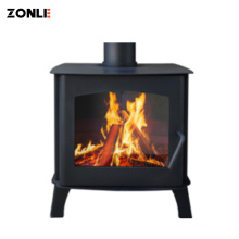 Made in China Environmentally Friendly Heater Cast Iron Wood Burning Stove For Sale