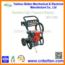 6.5HP 150Bar 2200PSI máquina de lavagem de roupa de alta pressão de carro de gasolina