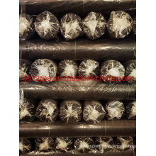 100GSM Black PP Woven Weed Mat Weed Barrier Ground Cover Cloth