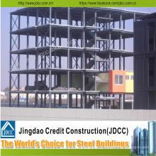 Appartement portatif léger de structure en acier de bâtiment
