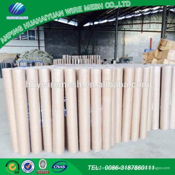 China supplier hot sale galvanized hexagonal netting wire mesh welded mesh