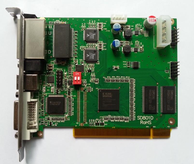 Linsn TS802D Sending card controller