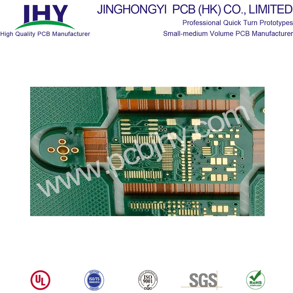 2 Layer Rigid Flex PCB