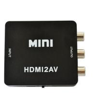 HDMI para RCA conversor 1080p