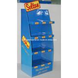 Metal/Wire Beverage/Juice/Soft Drink Pop Display Rack/Shelf