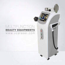 Elight+IPL+RF+Nd YAG Laser Tattoo removal Equipment