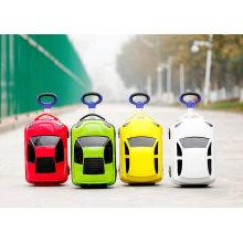 ABS+PC Childrenluggage Trolley Case Toy Car Luggage