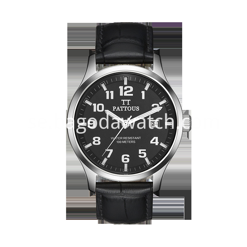 Quartz Watch Mens