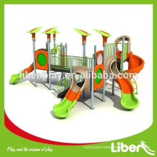 TUV approved outdoor play ground structure with ISO9001 certificate