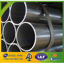 round/ square/rectangular ERW carbon steel pipe /tube made in shandong