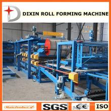Máquina de fabricação de painéis sanduíche de China Equipments