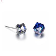 Venta al por mayor Antique Crystal Crystal Jewelry 925