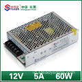 12VDC Network Power Supply 60W