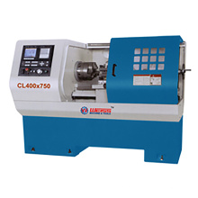 CNC-DREHMASCHINE CL400 CL460 CL500