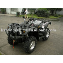 500cc 600cc 700cc water coold shaft drive CVT 4*4 ATV